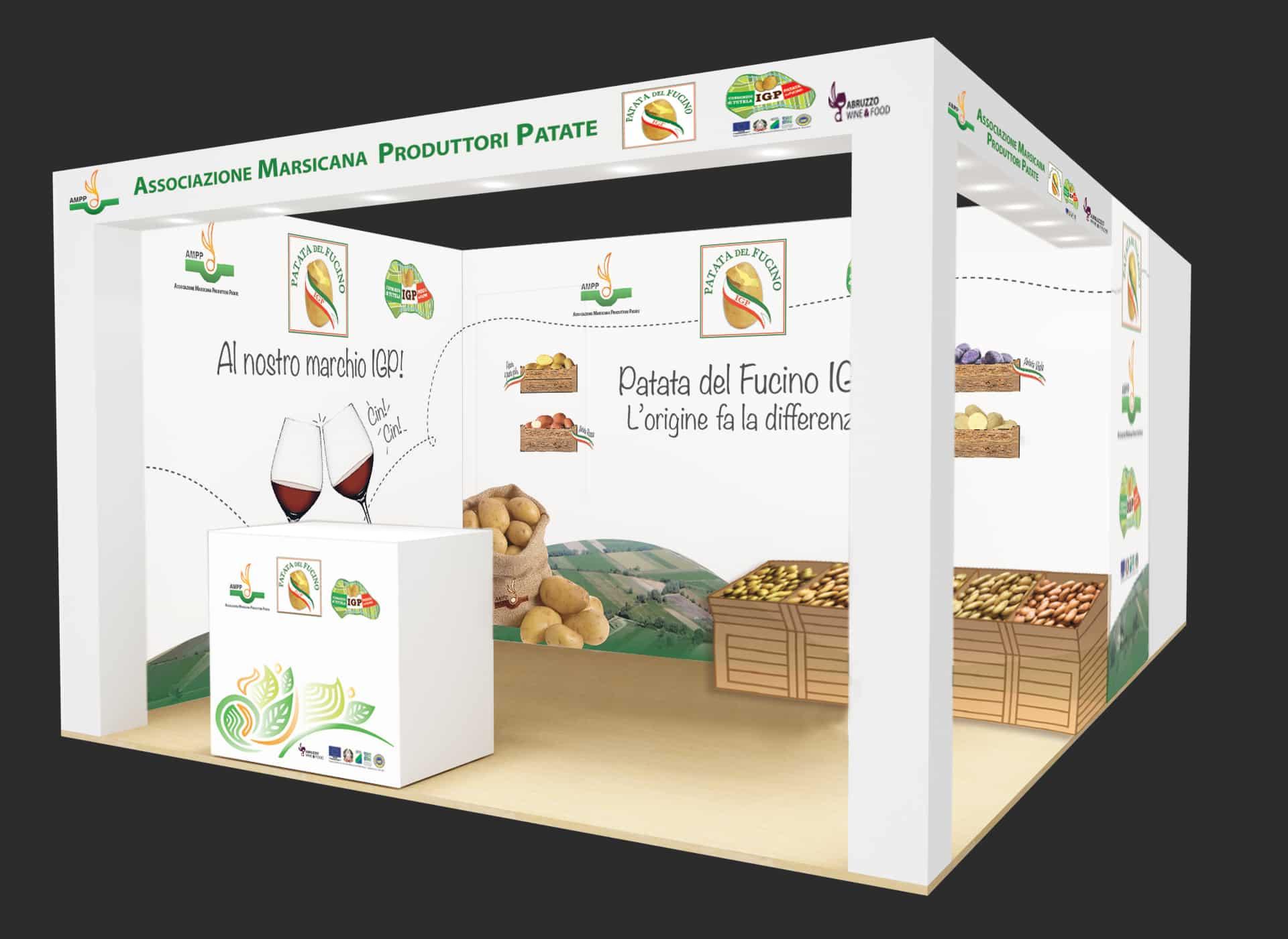 AMPP – Associazione Marsicana Produttori Patate – Vinitaly